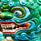 Dragon Head by magnetik