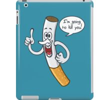I'm Going To Kill You iPad Case/Skin