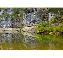 Buffalo National River,  Pruitt  Arkansas Photographic Print