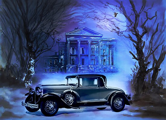 Buick 1930 . by andy551