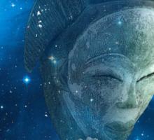 cosmic shaman 11 Sticker