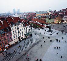 Warsaw by ulryka