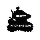Heavy Machine Gun by HeavenGirl