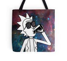 Rick Sanchez: Space Drunk  Tote Bag