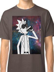 Rick Sanchez: Space Drunk  Classic T-Shirt