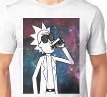 Rick Sanchez: Space Drunk  Unisex T-Shirt