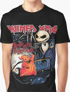 I Ruined Xmas Graphic T-Shirt