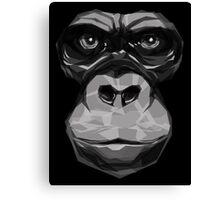 Mister Gorilla Canvas Print