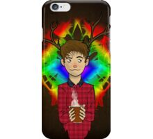 Moment of Serenity iPhone Case/Skin