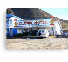 Tonopah, Nevada - Clown Motel Metal Print