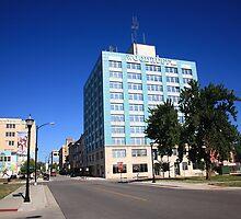 Woodruff Building - Springfield, Missouri by Frank Romeo