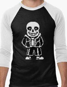 Sans Men's Baseball ¾ T-Shirt