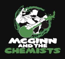 McGinn and the Chemists by RudeJackArt