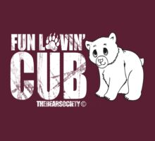 Fun Lovin' Cub by TheBearSociety