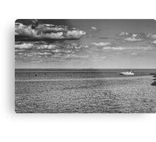 Great Lakes Boating Metal Print