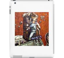 The Millennium Kiss - David Blancas iPad Case/Skin