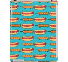 Dog eats dog iPad Case/Skin