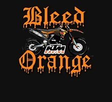 Bleed Orange Unisex T-Shirt