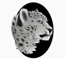 Majestic Snow Leopard Unisex T-Shirt