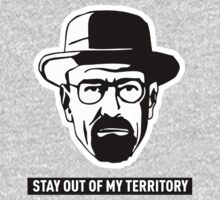 STAY OUT OF MY TERRITORY by CelsoPelegrini