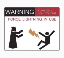 Force Lightning In Use by Ben DeFever