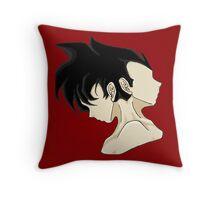 Goku/Vegeta Forever Throw Pillow