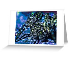Level 100 Epic Spider  Greeting Card