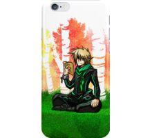 Fall Elf iPhone Case/Skin