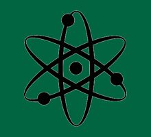 Outdated Atomic Model Unisex T-Shirt