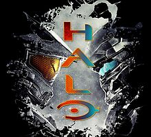 Halo - 5 by boyangz