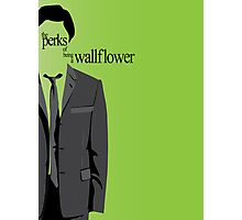 Minimalist The Perks of Being a Wallpaper Poster Photographic Print