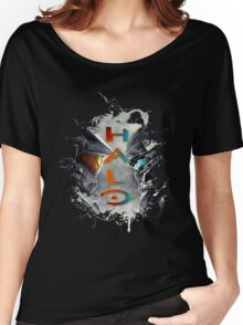 Halo - 5 Women's Relaxed Fit T-Shirt