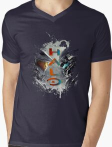 Halo - 5 Mens V-Neck T-Shirt