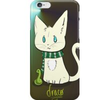 Chibi Draco Cat iPhone Case/Skin