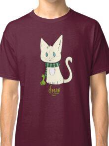 Chibi Draco Cat Classic T-Shirt