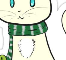 Chibi Draco Cat Sticker