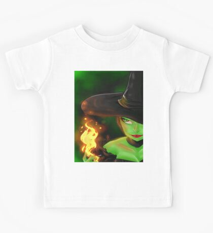 Witchy Woman Kids Tee