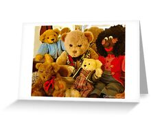 Gathering of the Clan Greeting Card