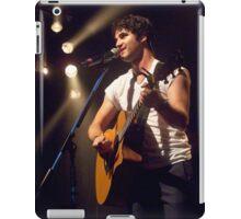 darren criss: listen up iPad Case/Skin