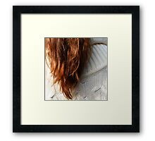 The Sweater  Framed Print