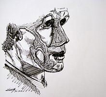 Inline Matt Smith by NicholaTatyana