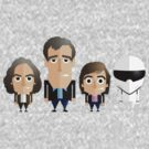 Top Gear and the Stig by LPdesigns