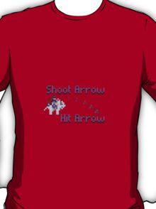 Shoot Arrow Hit Arrow (Mirana) T-Shirt
