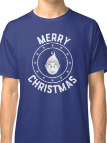 Ollie's Merry Christmas Logo Classic T-Shirt