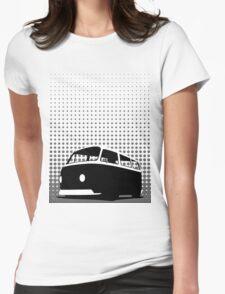 Halftone - VW Bay Camper Van T-Shirt