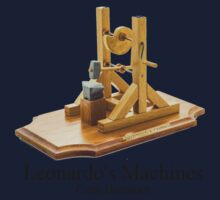 Leonardo's Machines Cam Hammer Kids Clothes