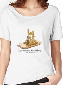 Leonardo's Machines Cam Hammer Women's Relaxed Fit T-Shirt