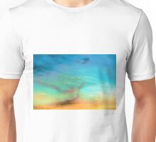 Sunset creating a Colourful  Sky Unisex T-Shirt