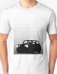 Halftone - Mini Cooper T-Shirt