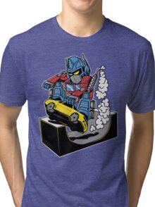 SKATER PRIME Tri-blend T-Shirt